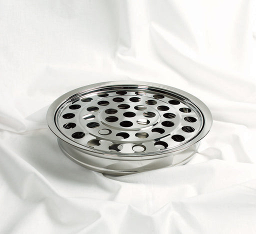 Communion Cup Tray And Insert Silver Colour