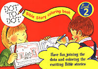 Dot to Dot Bible Story Coloring Book