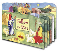 Follow The Star Pushalong Book