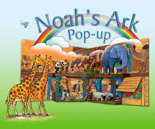 Noah's Ark Pop-up