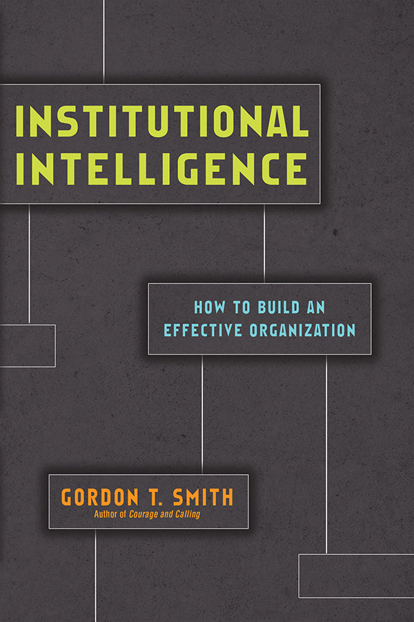 Institutional Intelligence Hc