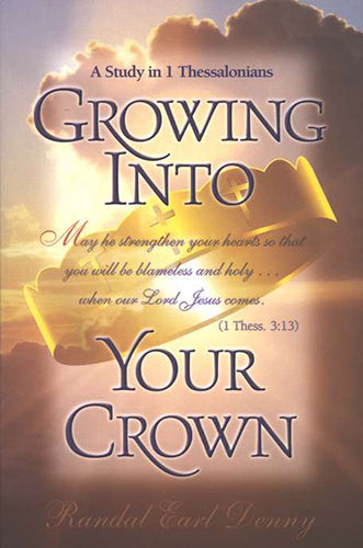 Growing Into Your Crown