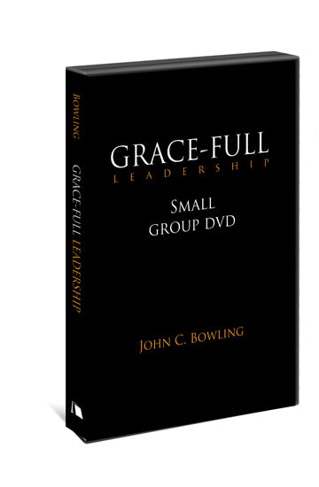 Grace-Full Leadership, Small Group DVD