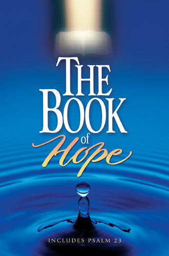 The Book of Hope (Softcover)