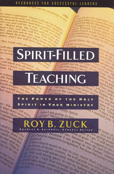 Spirit-Filled Teaching