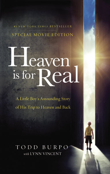 Heaven is for Real Movie Edition