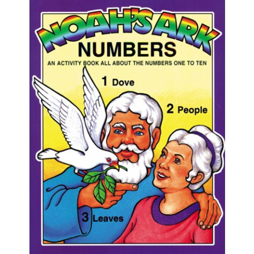 Noah'S Ark Activity - Numbers