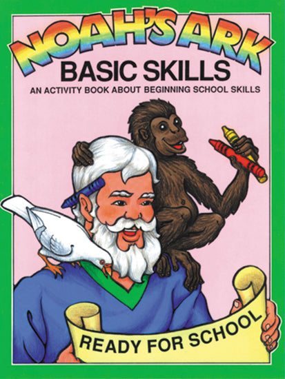 Noah'S Ark Activity - Basic Skills