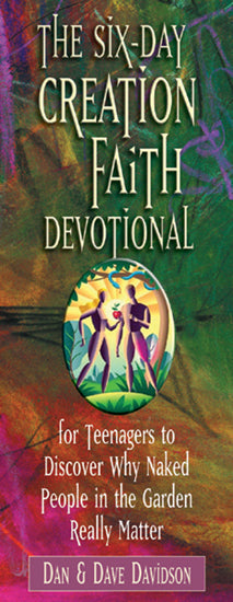 Six-Day Creation Faith Devotional