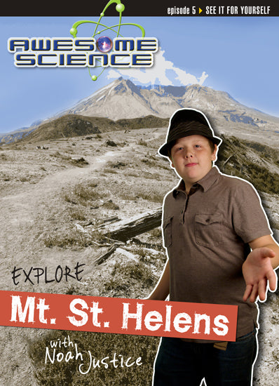 Explore Mt. St. Helen/Study Guide
