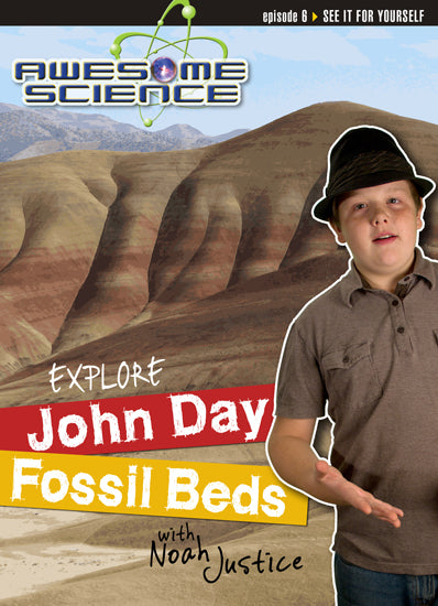 Explore John Day Fossil Beds/Study Guide