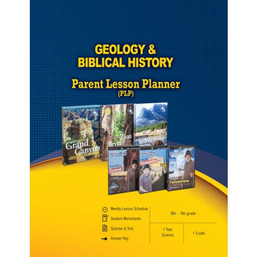 Geology and Biblical History (PLP)