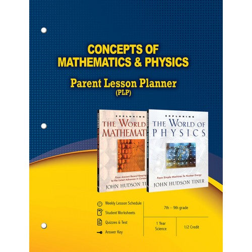 Concepts of Mathematics and Physics (PLP)