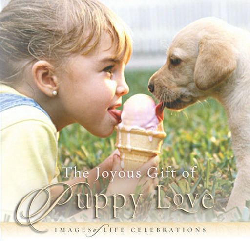 Joyous Gift Of Puppy Love