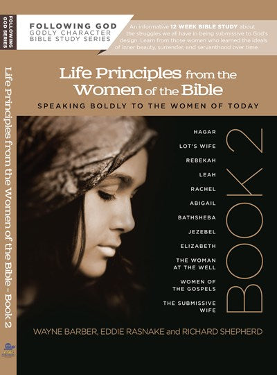 Life Principles from the Women of the Bible Book 2