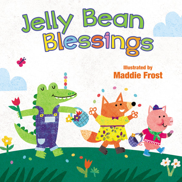 Jelly Bean Blessings