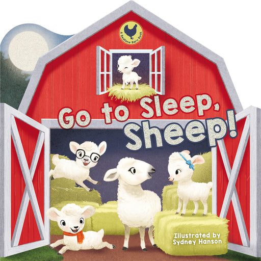Go to Sleep, Sheep!