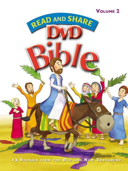 Read and Share DVD - Volume 2