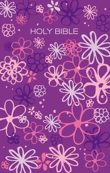 ICB, Gift and   Award Bible, Softcover, Purple