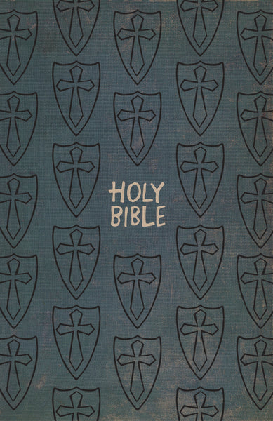 ICB, Gift and   Award Bible, Softcover, Gray