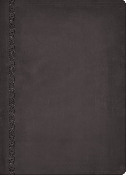 NIV, The MacArthur Study Bible, Leathersoft, Black