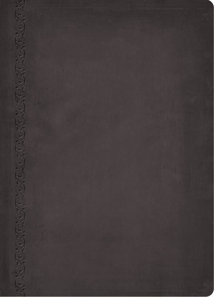 NIV, The MacArthur Study Bible, Leathersoft, Black, Thumb Indexed