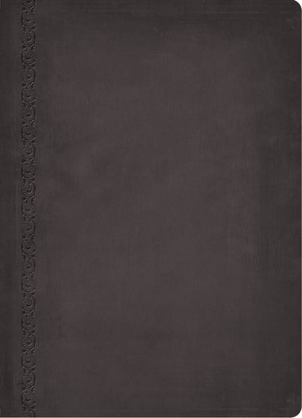 The NASB, MacArthur Study Bible, Leathersoft, Black