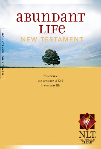 Abundant Life Bible New Testament (Softcover)