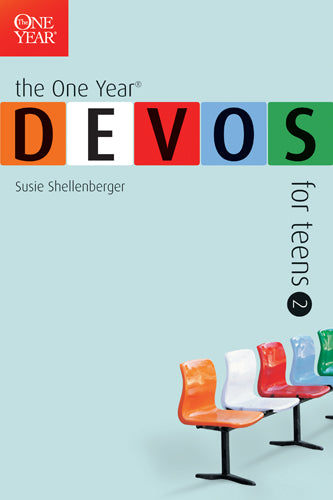 The One Year Devos for Teens 2