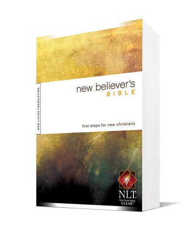New Believer's Bible NLT (Softcover)