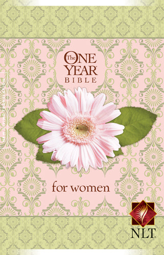 The One Year Bible for Women NLT (Softcover)