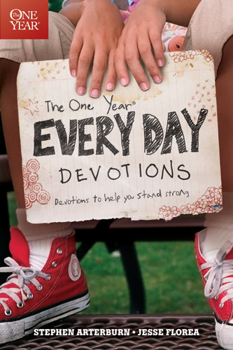 The One Year Every Day Devotions