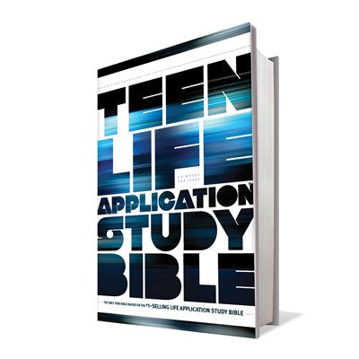 NLT Teen Life Application Study Bible (Hardcover)