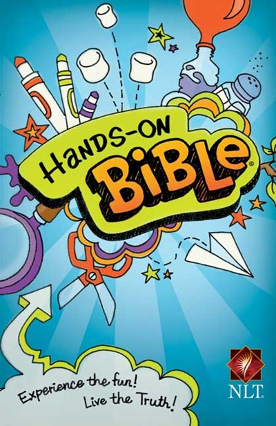 Hands-On Bible NLT (Hardcover)