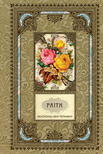 Faith Devotional New Testament with Psalms and Proverbs (Hardcover)