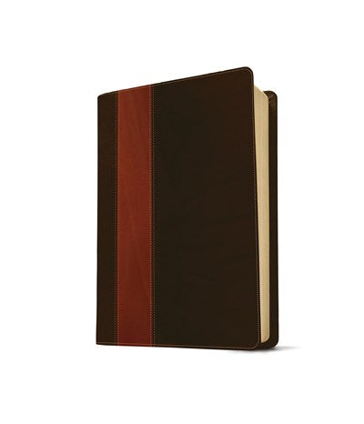 NIV Life Application Study Bible, Second Edition, Personal Size, TuTone (LeatherLike, Brown/Tan)