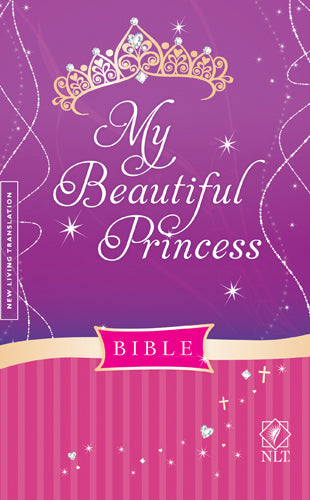 My Beautiful Princess Bible NLT (Hardcover)