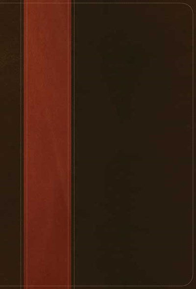 NLT Life Application Study Bible, Second Edition, Personal Size (LeatherLike, Brown/Tan, Indexed)