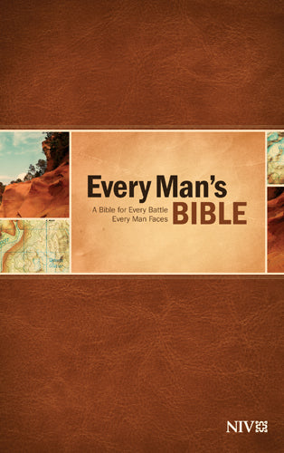 Every Man's Bible NIV (Hardcover)