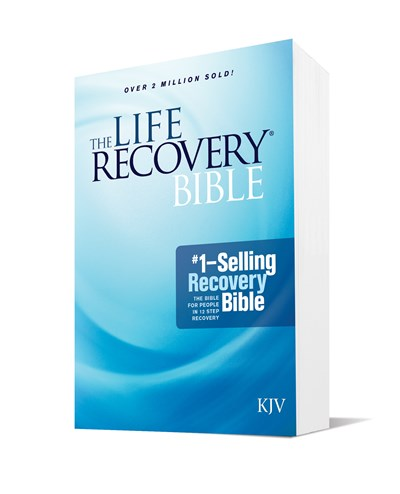 The Life Recovery Bible KJV (Hardcover)