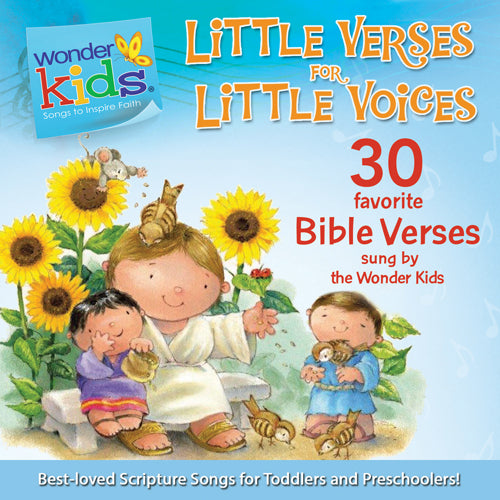 Little Verses for Little Voices