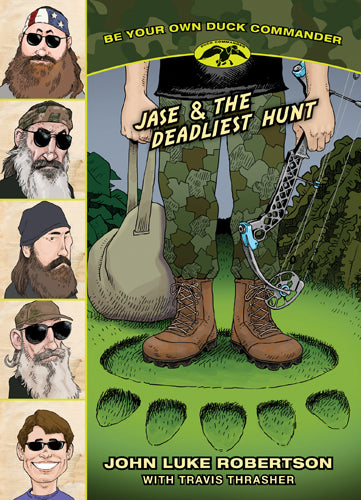 Jase & the Deadliest Hunt