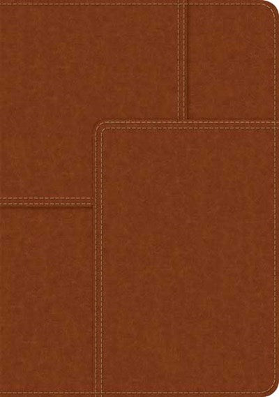 NLT Life Application Study Bible, Second Edition (Red Letter, LeatherLike, Brown, Indexed)