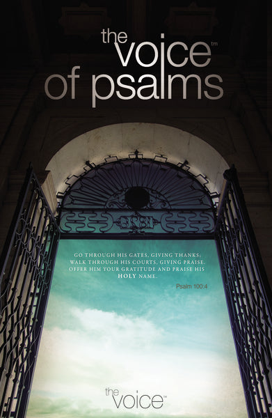 The Voice of Psalms, Paperback
