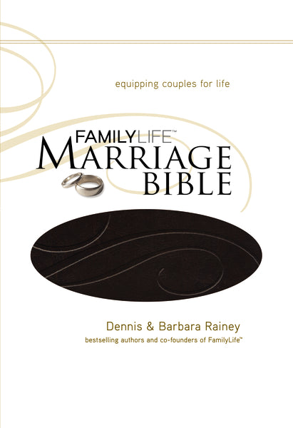 NKJV, FamilyLife Marriage Bible, Leathersoft, Brown