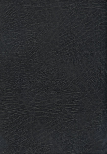 NASB, MacArthur Study Bible, Large Print, Bonded Leather, Black, Indexed