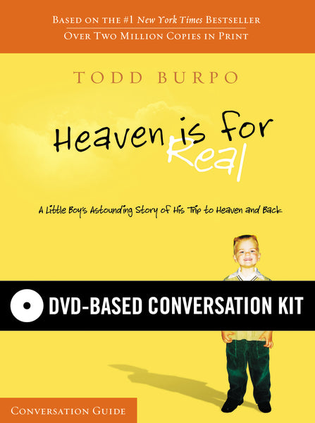 Heaven Is For Real DVD Sessions