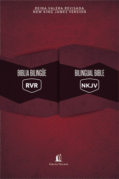 Biblia bilingüe Reina Valera Revisada / New King James