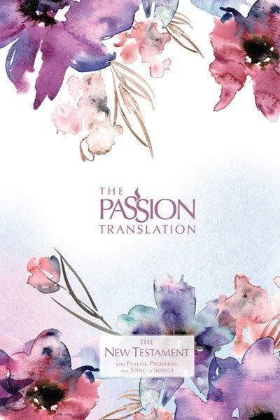 TPT: New Testament (2nd Edition) Passion in Plum