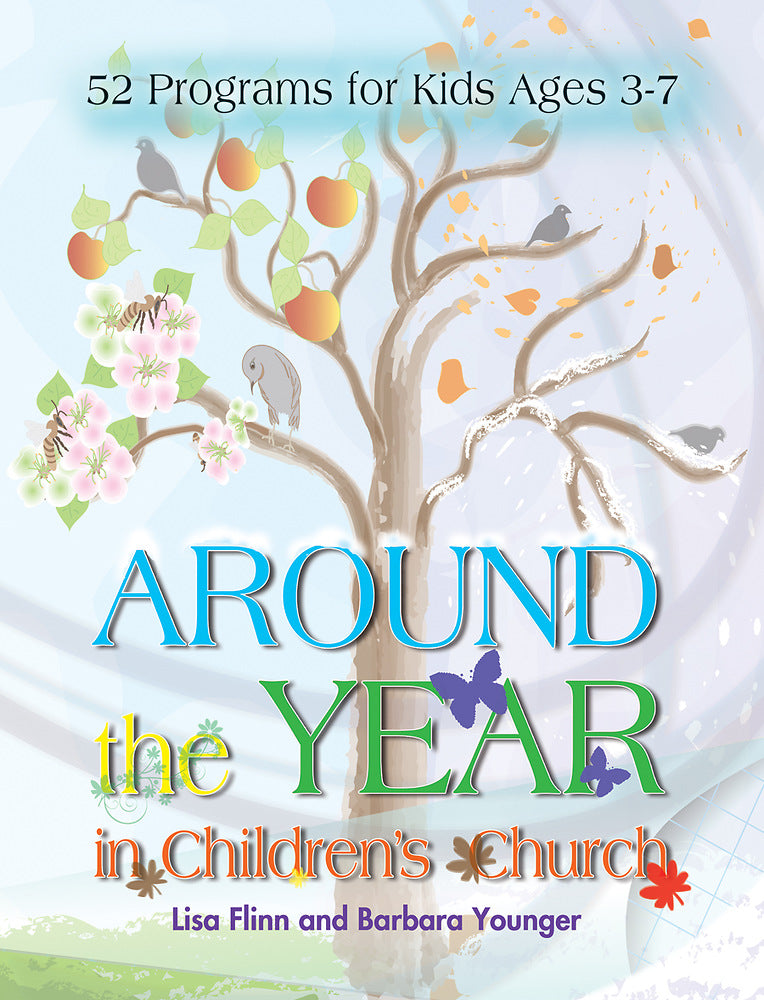 Around the Year in Children's Church